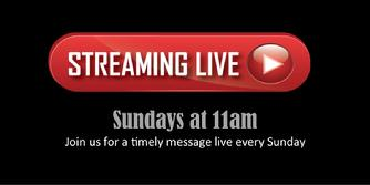 Live, Stream, Messages, Church, Preaching, Pastor, Bruce Williams